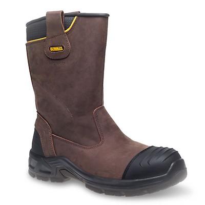 c5bf4a1c350 DeWalt Titanium Waterproof Safety Work Boots Tan (Sizes 6-12 ...