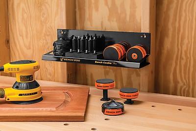 Rockler Workbench Caster Kit 4pk 400lb Mad4tools Com