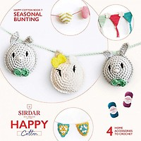 Filo ideale Amigurumi DMC Happy Cotton La Mercerissima | 200x200