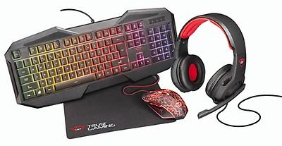 809c4ff3afa Trust - GXT 788RW Gaming bundle 4-in-1