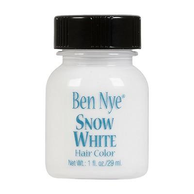 Ben Nye Liquid Hair Color Snow White Hw 1