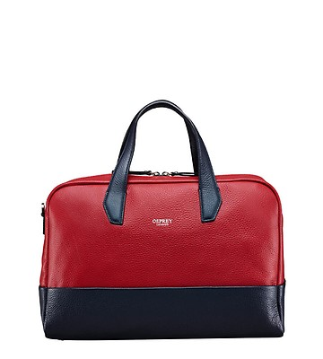 2982c05a75 The Biarritz Italian Leather Cabin Bag