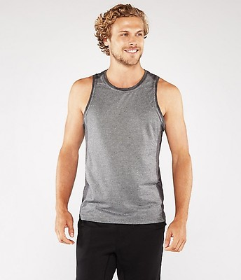 ff0e0fa550 Minimalist Tank 2.0 - Dark Heather Grey