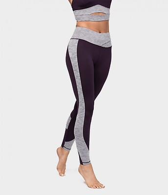 35ccb62b246 Wrap Up Legging - Deep Plum