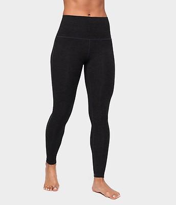 85a2f982ed431 Eko Soft Hi-Level Legging - Dark Heather Charcoal