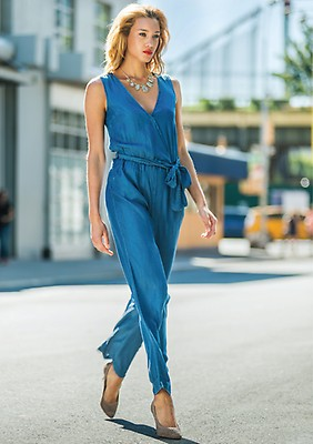 827c28366064 Tall Willow Wide Leg Jumpsuit