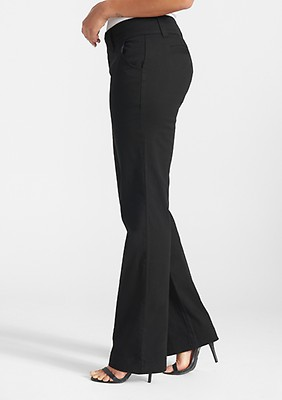 a327793ae5d Tall Extended Tab Twill Flare Pants