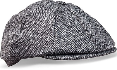 Irish Wool Tweed Newsboy Cap 7ad9df88ad6e
