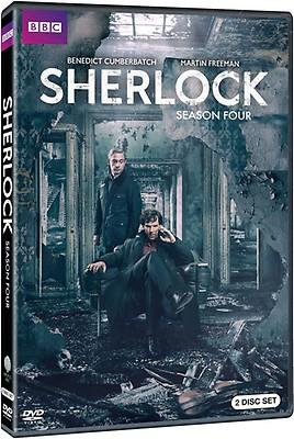 Sherlock: Season 4 (Blu-ray)   BBC Shop
