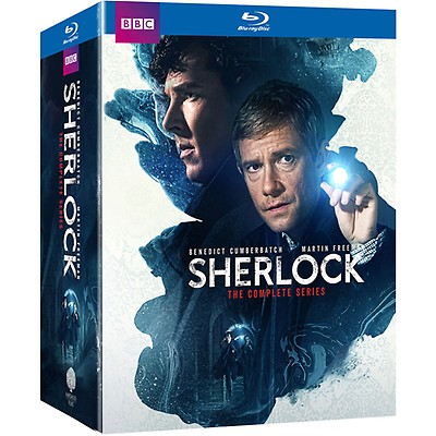 Sherlock: Season 4 (Blu-ray) | BBC Shop
