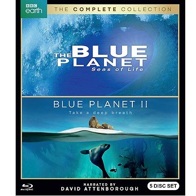 The Planet Earth Collection (Blu-Ray)   BBC Shop