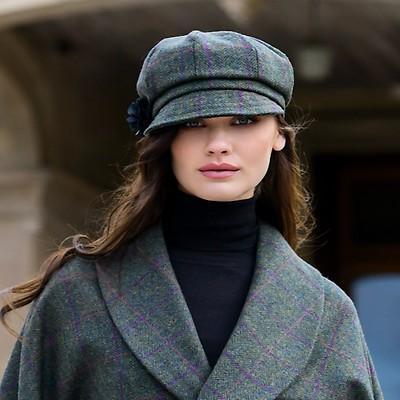 Women s Shearling Bucket Hat  Charcoal Grey  5e2c763e66b9