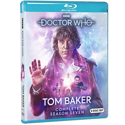 ba1ad1b4a Doctor Who  Tom Baker Complete First Season (Blu-ray)