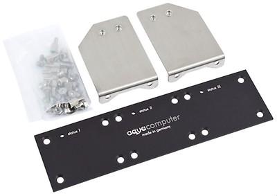 880 ml Aquacomputer Borosilikatglasr/öhre f/ür aqualis mit Nanobeschichtung