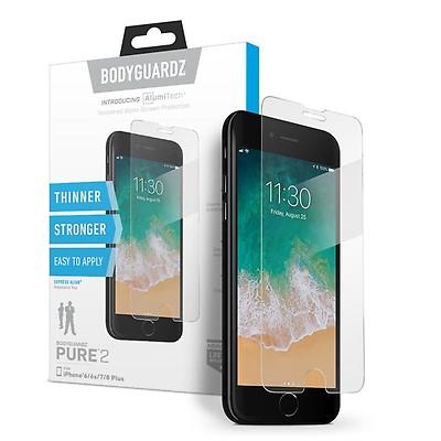 Apple iPhone 8 Plus BodyGuardz® Pure® 2 Premium Glass Screen Protector