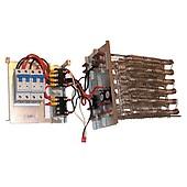 15 kW Goodman Electric Heater for Air Handling Unit Ac Model Aruf Ba Wiring Schematic on