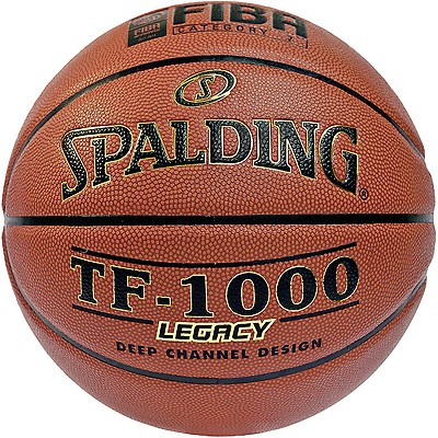 new style 9620f 0069c Spalding TF 1000 Legacy Indoor Basketball