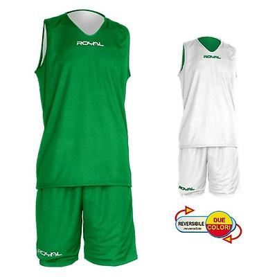 a14d33e8dae4 TEAMWEAR - Royal Mens Double 207 Basketball Kit - Yellow Green - UK ...