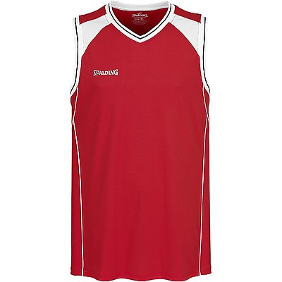 55cb7c0486b7 Nike Team League Basketball Kit £36.00 · TEAMWEAR - Spalding Mens Crossover  Jersey Only - Red White