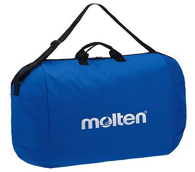 check out ac77a 78409 Molten Basketball Ballbag - BlueWhite-6 Balls