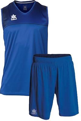 d9eac613b2fd TEAMWEAR - Spalding Unisex All Essential Reversible Basketball Kit - Black White  £43.98 · Teamwear - Luanvi Apolo Jersey + Alero Shorts - Royal Blue White