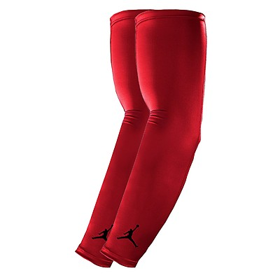 1fd80adb1544 McDavid HexPad Power Shooter Basketball Arm Sleeve - Scarlet Red ...