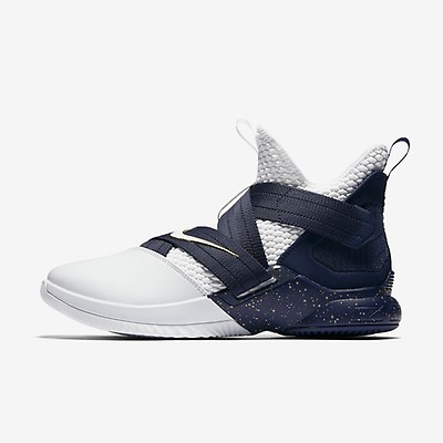 f615245821ac6 Nike Lebron Men s Soldier XI SFG Basketball Boot Shoe - UK ...