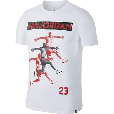 ebeb88df9c4 Nike Jordan Basketball Flight Mash-up Graphic Tee - UK Basketball ...