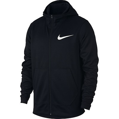 the best attitude 0b51d 1f89a Nike Basketball Spotlight Full Zip Double-Knit Hoodie