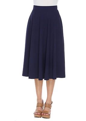 Burgundy Ball Gown Skirt Modli