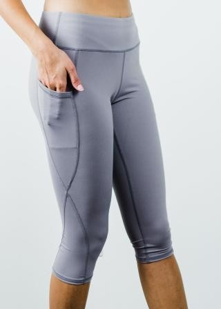"17"" Capri Leggings"