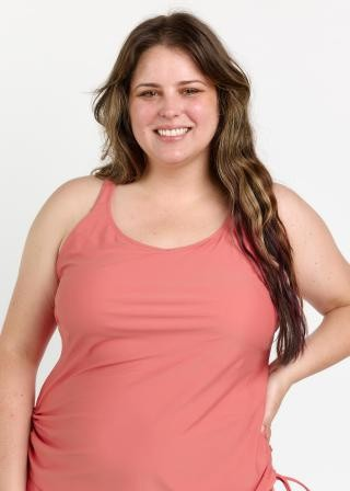 Plus Size Maya Swim Top