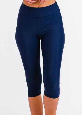 Capri Swim Leggings