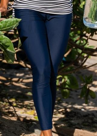 Long Swim Leggings