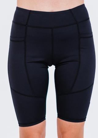 """11"""" Lycra Bike Shorts"""