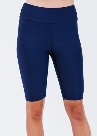 Long Bike Swim Shorts