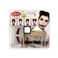 Kit Maquillage Loup Garou Hybride Adulte Jour De Fête Boutique