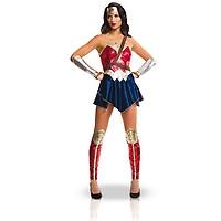 Costume Wonder Woman Femme de Luxe - Taille au Choix ... 6f09ee96999