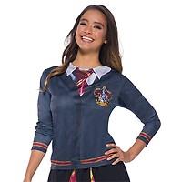 Déguisement Femme - T-Shirt - Harry Potter - Gryffondor - Taille au Choix  ... 25ab35a88de