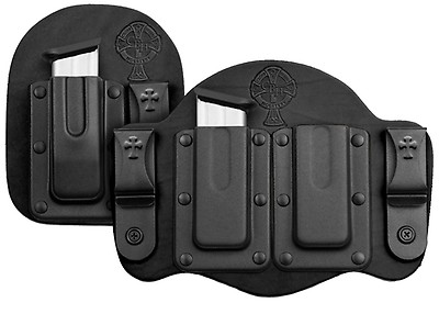 SuperTuck Deluxe Concealed Carry IWB Holster | Glock 19 Concealed