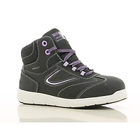429a1d52bde992 Chaussures de sécurité montantes femme Safety Jogger Beyonce S3 SRC