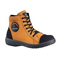 41db1ec55fb Chaussure de sécurité haute femme Lemaitre VITAMINE S2 SRC Orange
