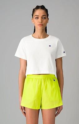 Water Repellent Script Logo Track Sweatshirt | Champion Official