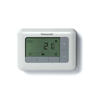Termostato inalámbrico Honeywell Round Connected Opentherm
