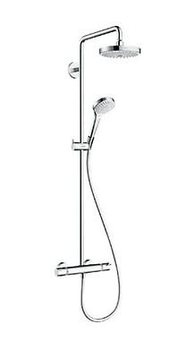 Columna de ducha termostática Hansgrohe Croma Select S Showerpipe 180 2jet 4c0a17cfe320