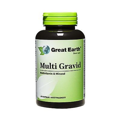 new nordic multivitamin gravid