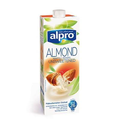 mandelmjölk hållbarhet öppnad
