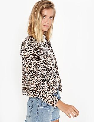 530e777caf Super Freak Jacket - Leopard Print ...