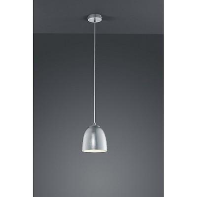 Pendelleuchte chrom E27 IP21 Metall Modern