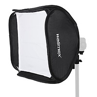 online retailer e5f80 87c2b Walimex Magic Softbox for Compact Flashes, 40x40cm